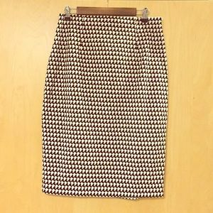 EUC Banana Republic Midi Length Pencil Skirt Sz 12
